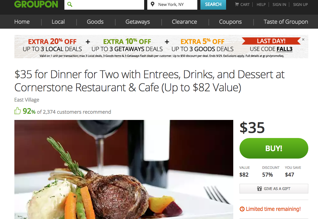 8 Ways to Get the Best Deals on Groupon