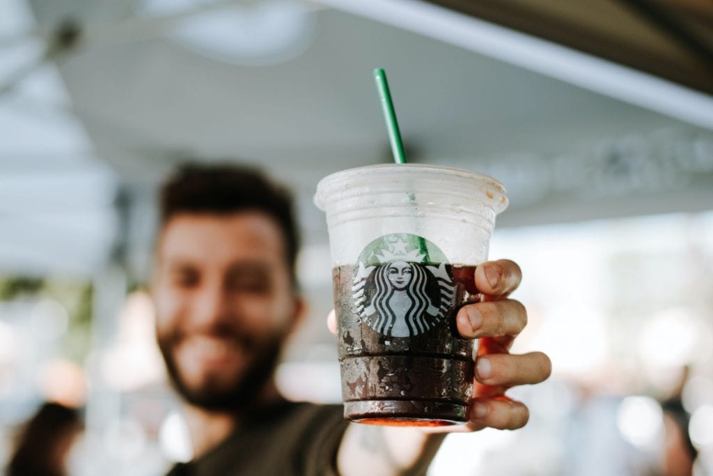 starbucks rewards at branded surveys