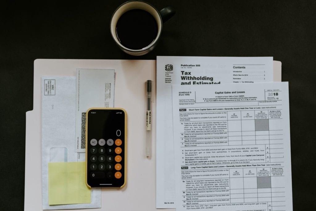 surveys and taxes