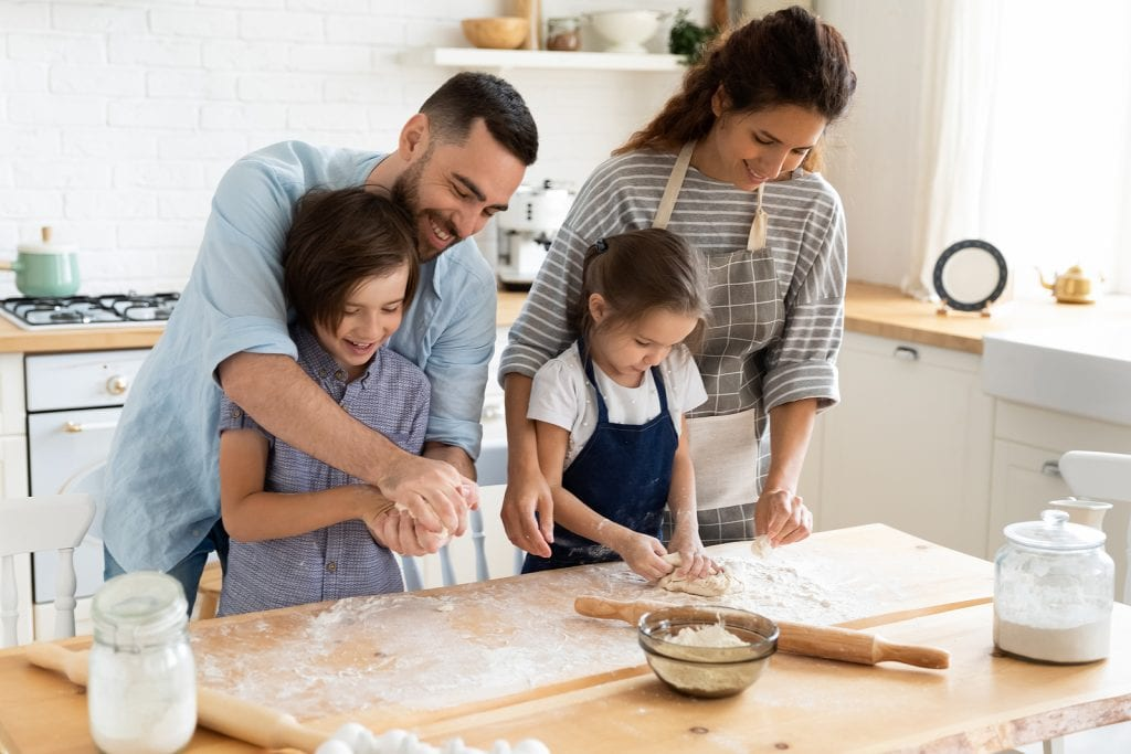 Fun Family Cooking Activity on Budget