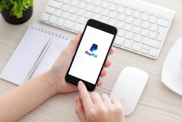 PayPal App on Your Smartphone